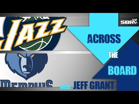 Jazz vs. Grizzlies – NBA Picks – Basketball Betting