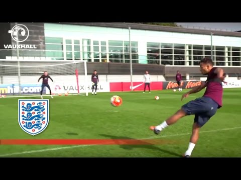 England U21 Shooting Practice | Inside Training