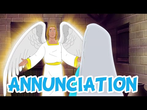 Ep7 The Annunciation: The Angel Gabriel Appears to Mary