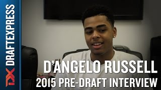 D'Angelo Russell 2015 NBA Pre-Draft Interview