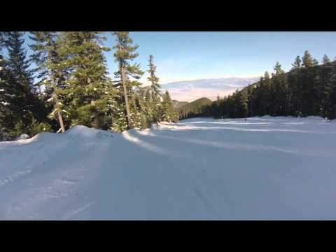 Jimmy Snow Ski Session 2