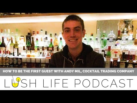 Andy Mil - Cocktail Trading Company