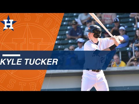 Video: Top Prospects: Kyle Tucker, OF, Astros