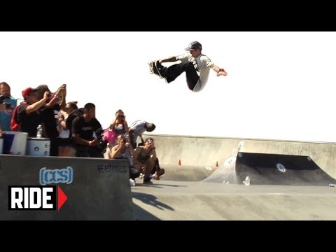 Ryan Sheckler - Skate For A Cause - 2014