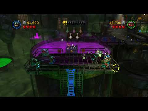 chemical - LEGO Batman 2 DC Super Heroes Co-op Walkthrough part 3 - 'Chemical Crisis' This video is the 3rd part of my LEGO Batman 2 DC Super Heroes Co-op walkthrough f...