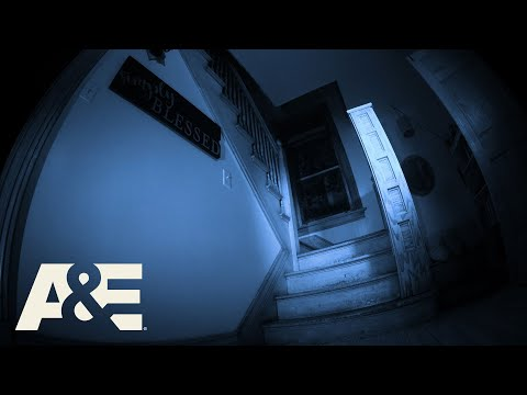 Ghost Hunters: Haunted Staircase Creaks at Night (Season 1) | A&E