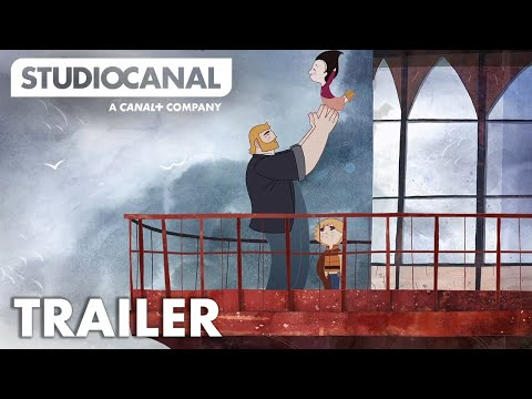 SONG OF THE SEA - Official Trailer - Featuring The Voice of Brendan Gleeson