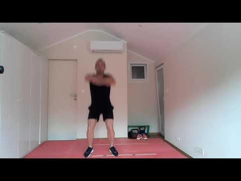 #VježbajDoma za suce 8: Pliometrijski trening