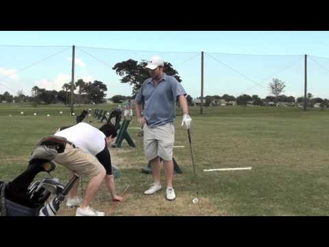 That Awkward Moment: Golf Lesson