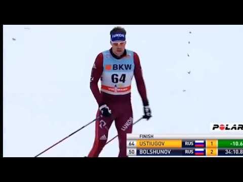 Александр Большунов феерит на Кубке мира и готовится к Олимпиаде