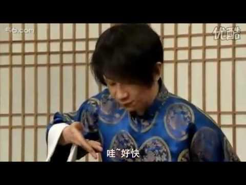 劉謙在志村健節目中的驚人表演!真的好厲害!