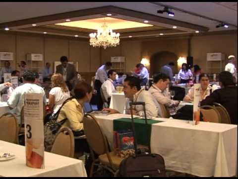 Con 313 empresarios, comenzó Macrorrueda Internacional de Negocios en México