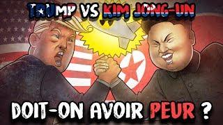 Video #LMPC4 - Trump VS Kim Jong-Un : Doit-on avoir peur ? MP3, 3GP, MP4, WEBM, AVI, FLV November 2017