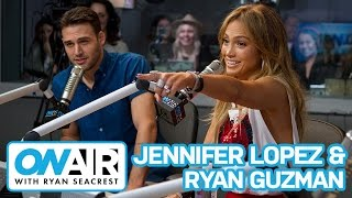 Nonton Jennifer Lopez Talks Racy