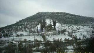 büyükorhanda kış 2