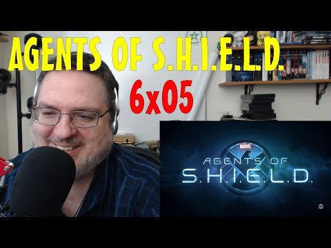 Agents of S.H.I.E.L.D. Season 6 Episode 5 (6x05) Blind Reaction and Comments