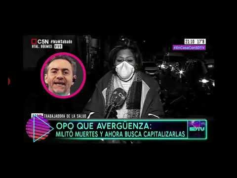 La oposicion mediatica. Sobredosis de TV 10/10/20 #SDTV