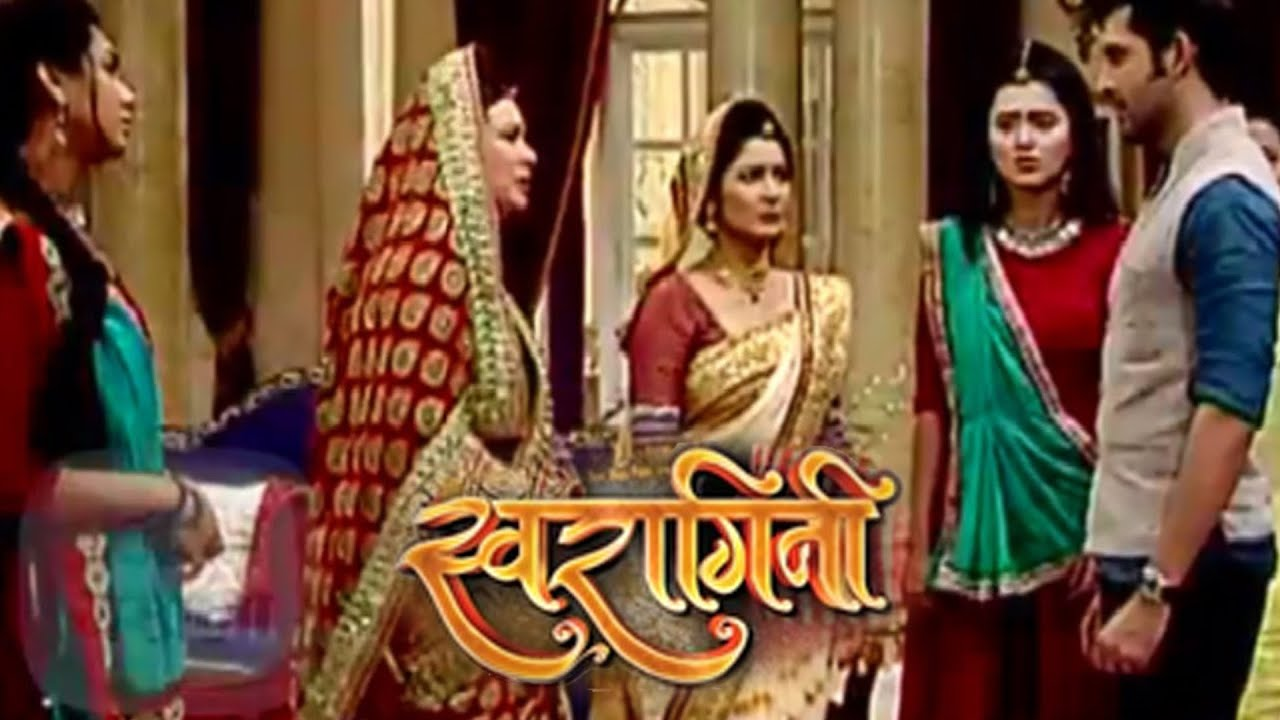 Swaragini | 24th August 2016 | Adarsh THROWS Entire Maheshwari Family Out Of The House
