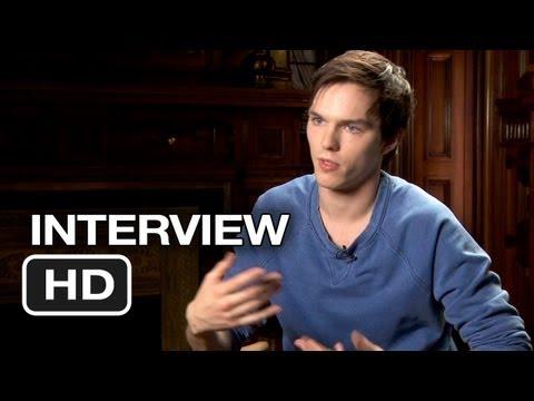 Warm Bodies Interview - Nicholas Hoult (2013) - Zombie Movie HD