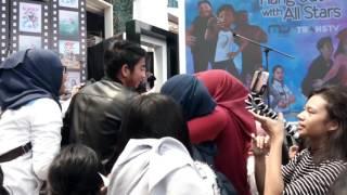 RizkiRidho - Terajana || Trans Studio Bandung