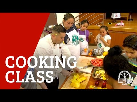HRC Cooking Class