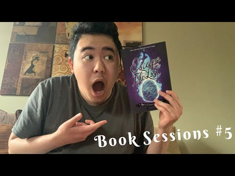 Book Sessions #5: Escape From The Isle Of The Lost By Melissa De La Cruz (SPOILER FREE REVIEW)