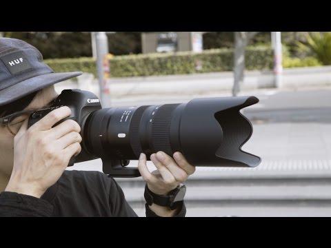 Tamron SP 70-200mm f/2.8 Di VC USD G2 Lens video