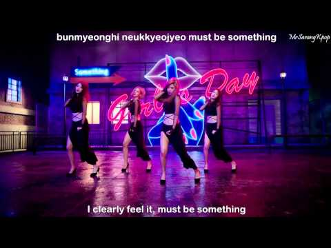 Video GIRL'S DAY (걸스데이) - SOMETHING (썸씽) MV [English Subs & Romanization] download in MP3, 3GP, MP4, WEBM, AVI, FLV January 2017