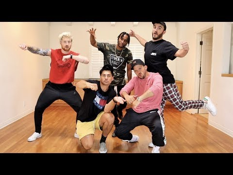 Vlog Squad Boys become Krump Dancers!!