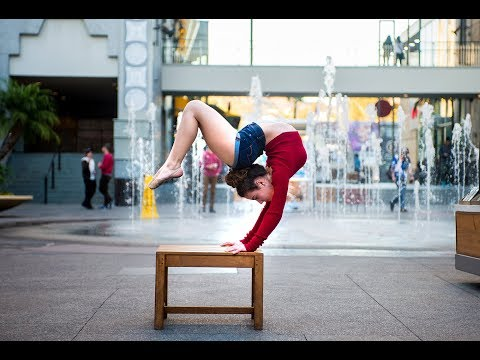 Sofie dossi 10 minute challenge videos - Sofie dossi gymnastics ...
