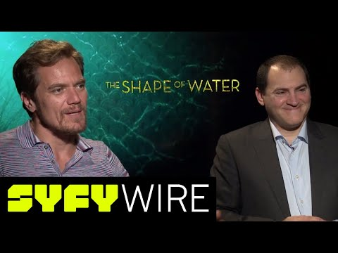 Michael Shannon & Michael Stuhlbarg on Lime Candy and Speaking Russian - Shape of Water | SYFY WIRE