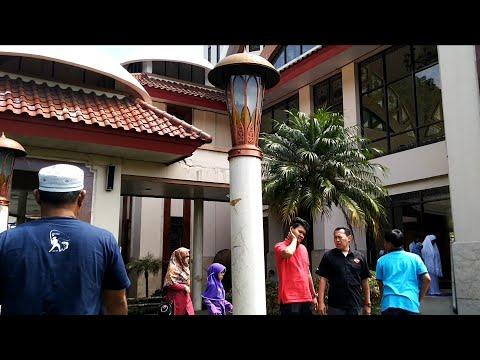 Jumatan Terakhir Tahun 2018 di Masjid Atta'awun Puncak Bogor