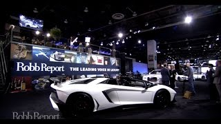 Robb Report Live – Car