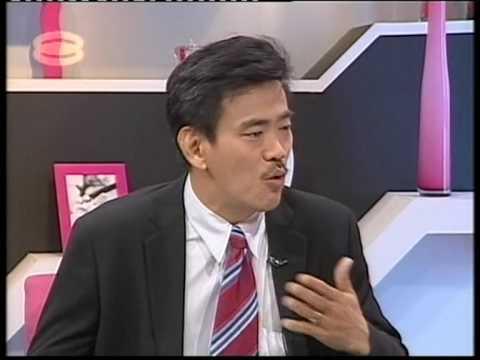 2010 财政预算案8TV电视专访_郑水兴