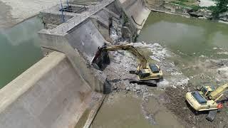 Video Dam Removal Day 2 Afternoon MP3, 3GP, MP4, WEBM, AVI, FLV Juli 2019