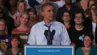 Mount Vernon (IA) United States  city photos gallery : President Obama in Mount Vernon, Iowa - 10/17/2012 - Full Speech