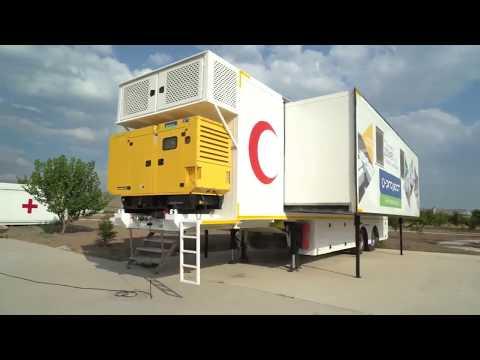 U-Project Mobile Polyclinic