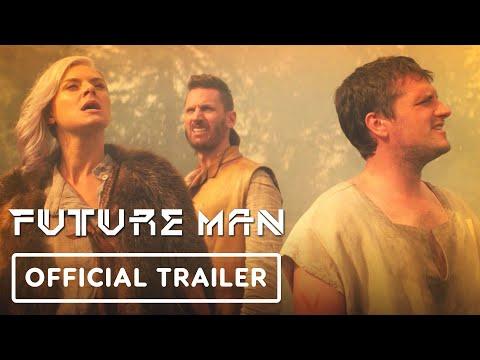 Future Man: Season 3 - Exclusive Official Teaser Trailer