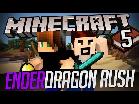 rush - Welcome to Minecraft: Ender Dragon Rush! Minecraft: Ender Dragon Rush is a game mode originally played by Graser10, TheCampingRusher, and HBomb94. In this season of Minecraft: Ender Dragon...