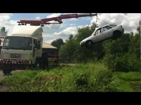 Volvo Hiab - http://www.doublebarrelrecovery.co.uk.