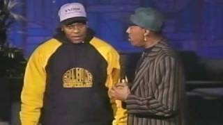 Snoop Dogg Who Am I? Arsenio 1994