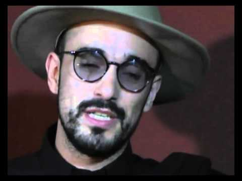 Abel Pintos video Entrevista Sunchales - Marzo 2016