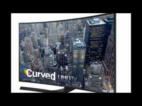 Samsung UN48JU6700 Curved 48 Inch 4K Ultra HD Smart LED TV review