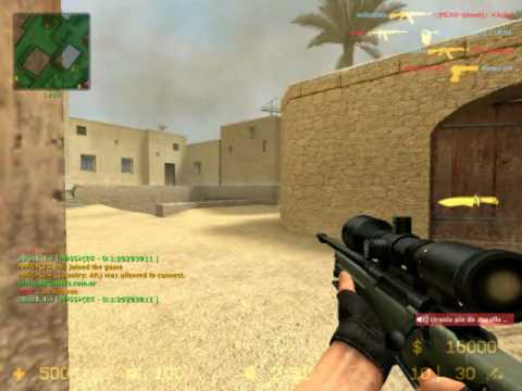 COUNTER STRIKE SOURCE: PUTEADAS