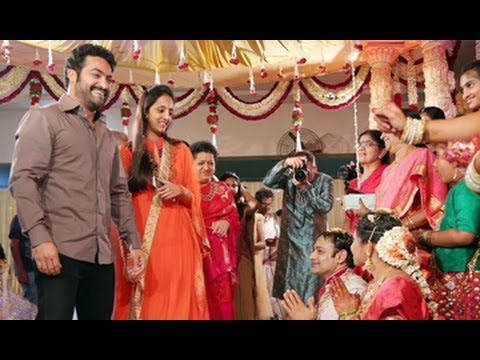 Tollywood Stars At BVSN Prasad Daughter Wedding Photos