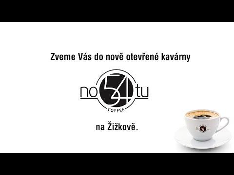 TV Gastro&Hotel: Slavnostní otevření kavárny Coffee no54tu