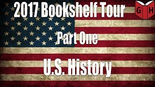 Nonton Bookshelf Tour 2017  Part One  U S  History Film Subtitle Indonesia Streaming Movie Download