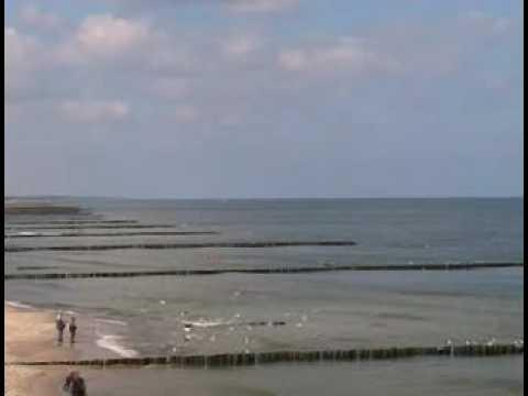 Nad brzegiem morza