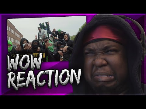 Tion Wayne - Wow [Music Video]   GRM Daily (REACTION)