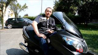 5. Burgman 400 lux test ride da HDmotori.it